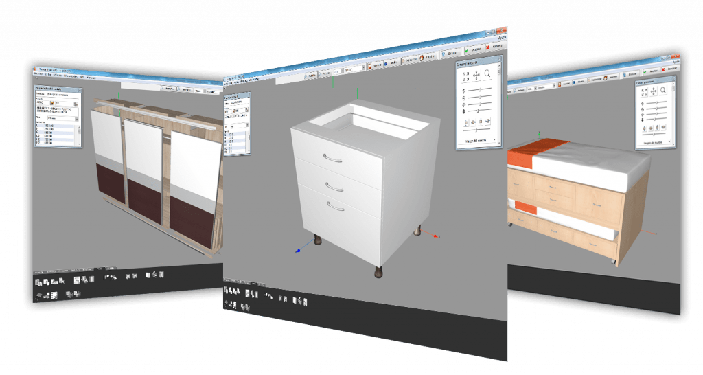Cabinet Design Software 3d Projects In Real Time Teowin
