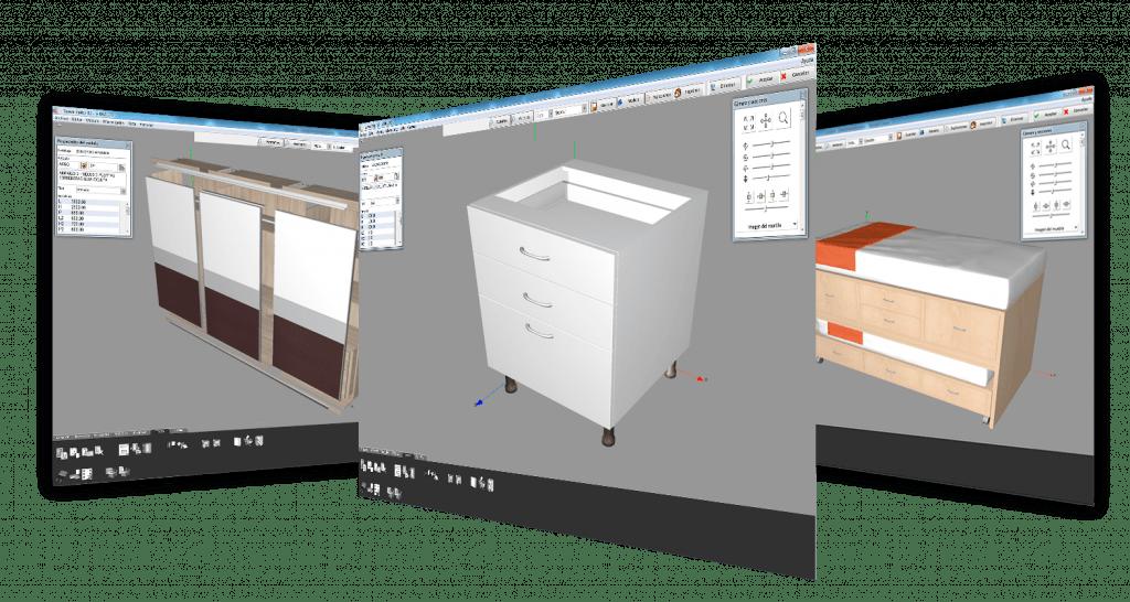 parametrizacion del mueble